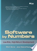 Software by Numbers Book Cover